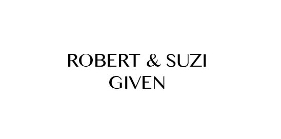 Robert and Suzi Given
