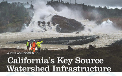 Ailing Northern California Watersheds Pose Risk to Reliability, Quality of State's Water Supply