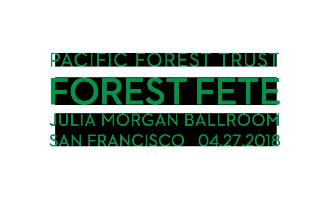 Forest Fete: April 27, 2018